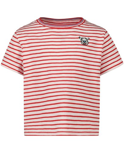 T-shirt rayé Samson