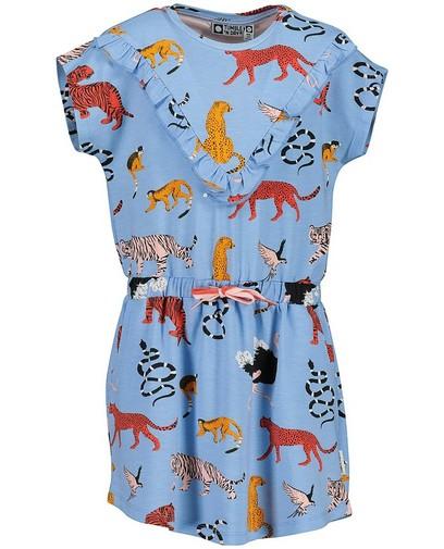 Lichtblauwe jurk Tumble 'n Dry