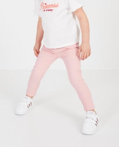 Roze skinny MARIE, Prinsessia