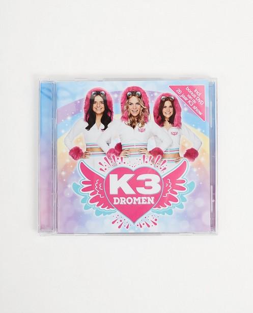 CD de K3 Dromen - avec DVD « 20 jaar K3 » - K3