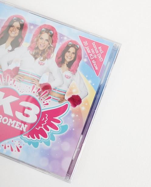 Gadgets - CD de K3 Dromen