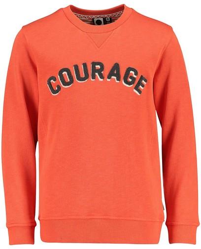 Oranje sweater Tumble 'n Dry