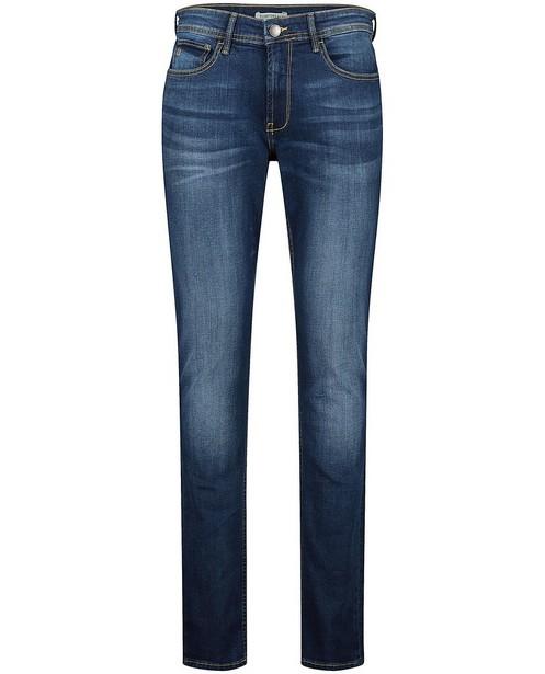 Blauwe slim fit jeans Smith - met stretch - JBC
