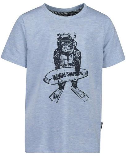 T-shirt bleu clair Tumble 'n Dry