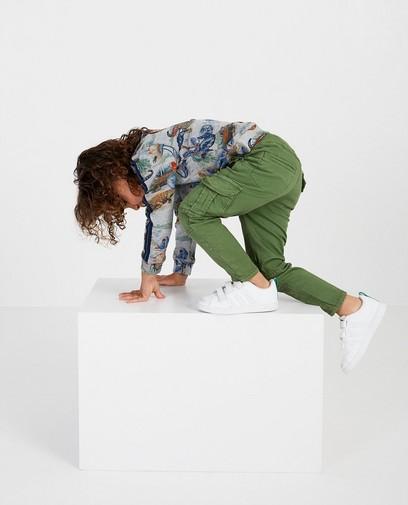 Pantalon cargo vert Tumble 'n Dry