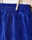 Shorts - Short en éponge bleu Froy & Dind