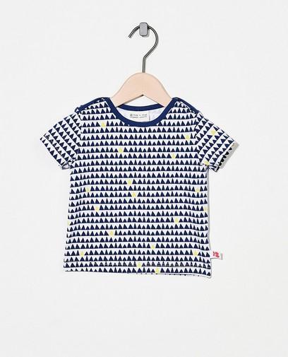 T-shirt met print Froy en Dind