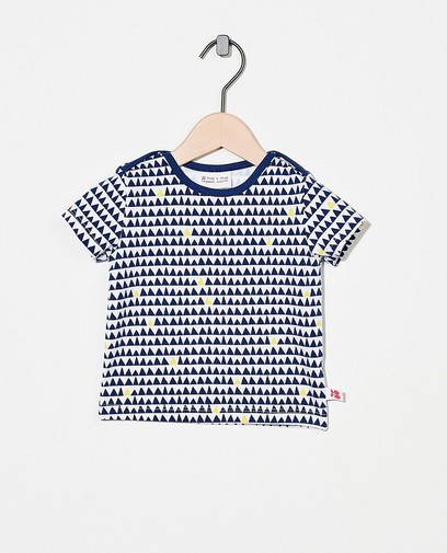 T-Shirt mit Print Froy & Dind