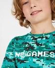 T-shirts - T-shirt vert Gers Pardoel