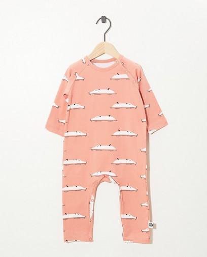 Pyjama rose imprimé Onnolulu