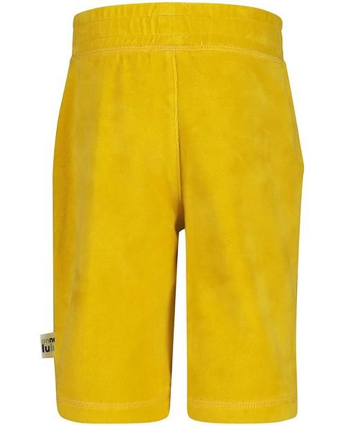 Shorts - Bermuda jaune foncé Onnolulu