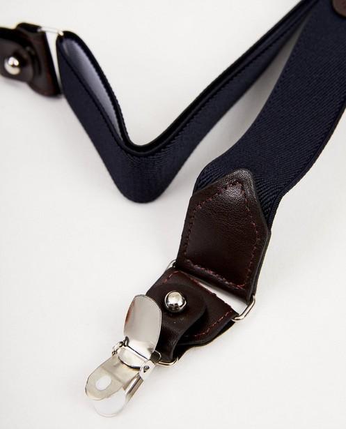 Dassen - Blauwe bretellen