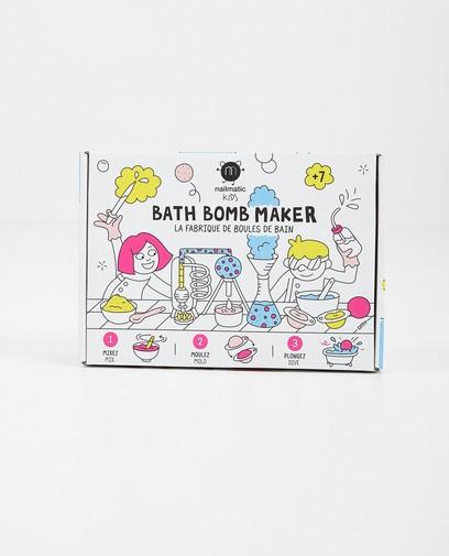 Bath bomb maker Nailmatic