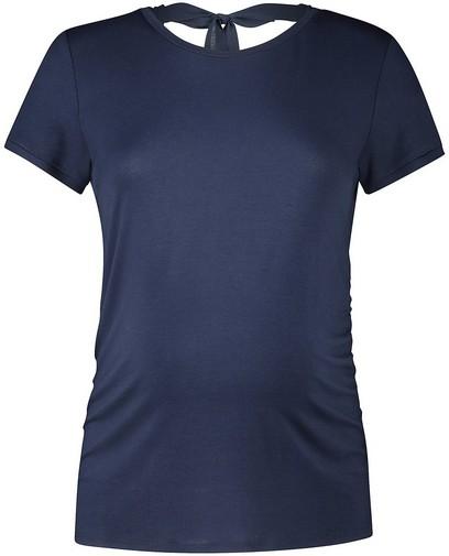 T-shirt bleu JoliRonde