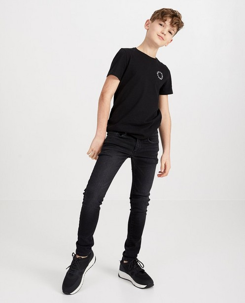 Skinny noir JOEY, 7-14 ans - stretch - JBC