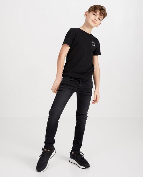 Zwarte skinny JOEY, 7-14 jaar - stretch - JBC