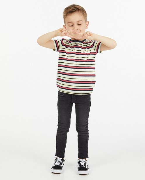 Skinny noir JOEY, 2-7 ans - stretch - JBC