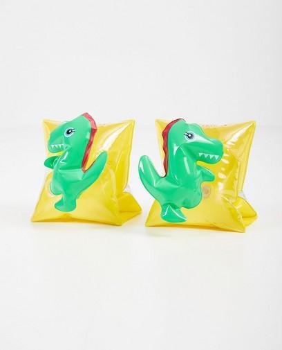 Schwimmreifen mit Dinoprint