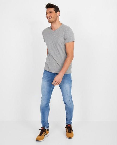 Blauwe jeans Jimmy - stretch - Quarterback