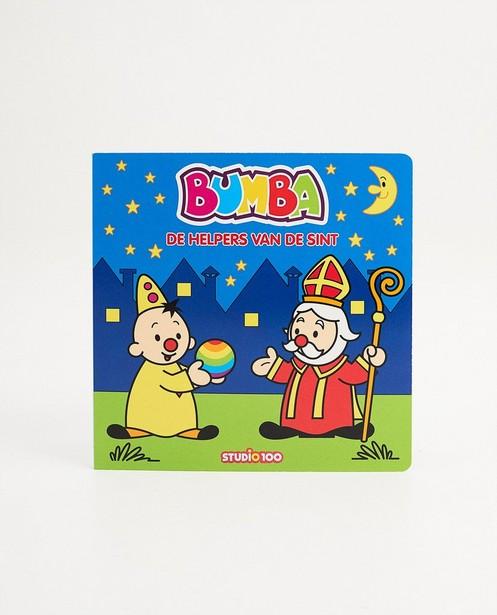 Livre Bumba - «De helpers van de Sint» - Bumba