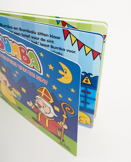 Gadgets - Livre Bumba
