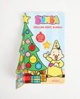 Voorleesboek Bumba + stickers - 'Vrolijke Kerst, Bumba!' - Bumba