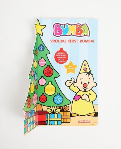 Voorleesboek Bumba + stickers