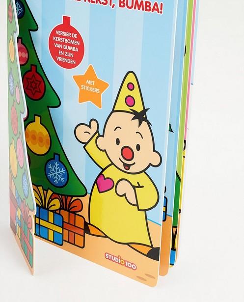 Gadgets - ASM - Voorleesboek Bumba + stickers