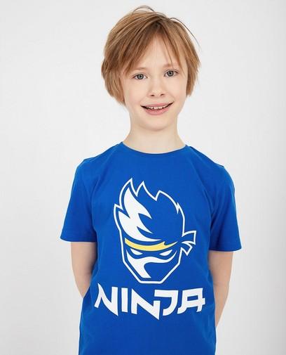 Pyjama bleu Ninja