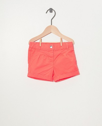 Short rose fluo