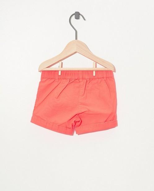 Shorts - Short rose fluo
