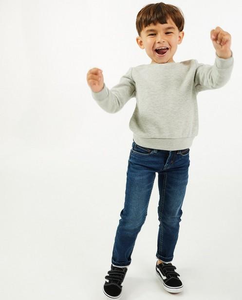 Blauwe slim jeans Simon, 2-7 jaar - verstelbare taille - JBC