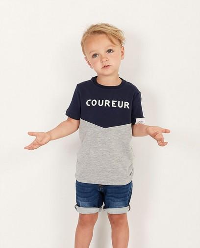 T-shirt «Coureur» Baptiste, 2-7ans