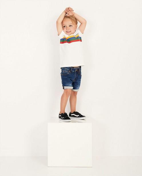 T-shirt «coureur» Baptiste, 2-7 ans - uni - Baptiste