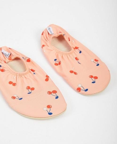 Chaussures - Chaussures orange antidérapantes Slipstop