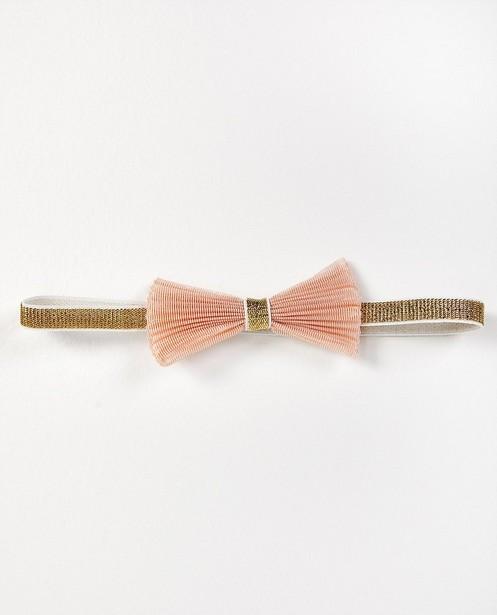 Bandeau avec nœud papillon - fil métallisé - JBC