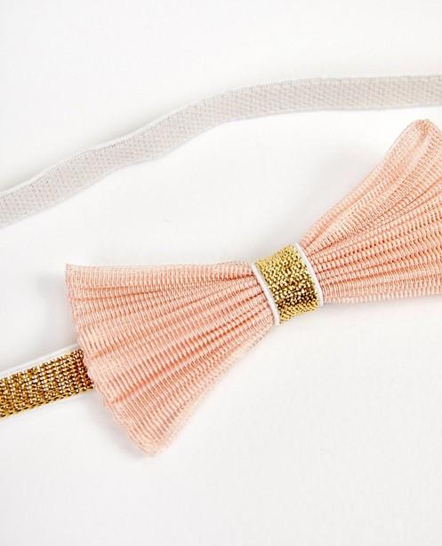 Bonneterie - pink - Bandeau avec nœud papillon