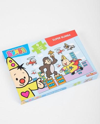 'Super bumba'-puzzel