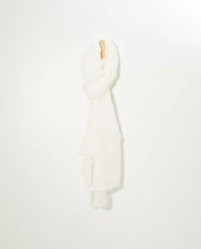Witte sjaal Pieces