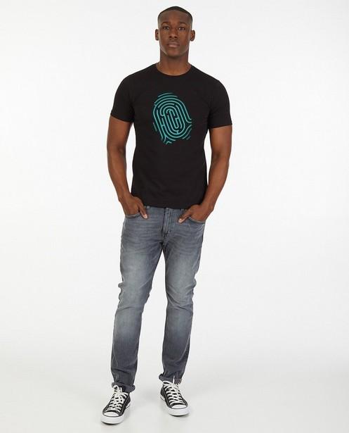 Zwart De Mol-shirt, Studio Unique - null - De Mol