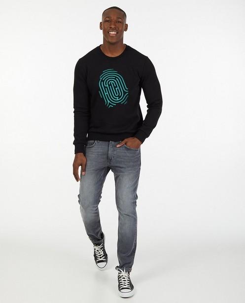 Zwarte De Mol-sweater, Studio Unique - null - De Mol