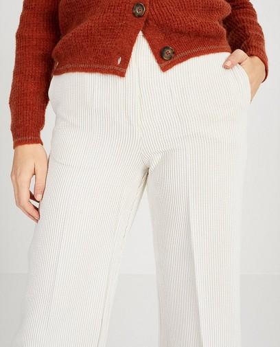 Pantalon blanc Ella Italia