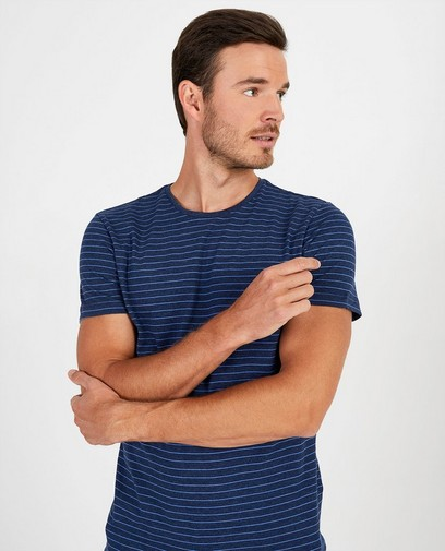 Gestreept T-shirt League Danois