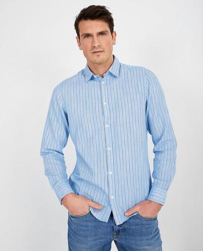 Lichtblauw hemd League Danois
