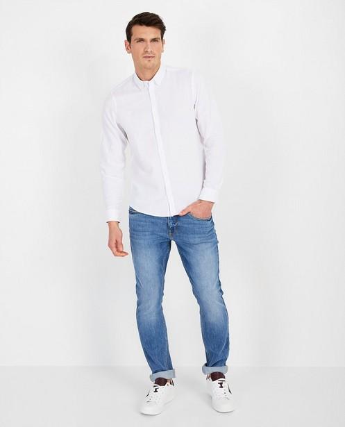 Wit hemd League Danois - bevat linnen - League Danois