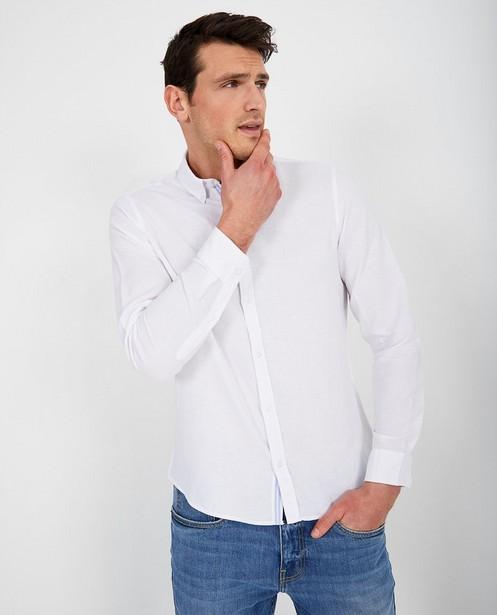 Hemden - Wit hemd League Danois