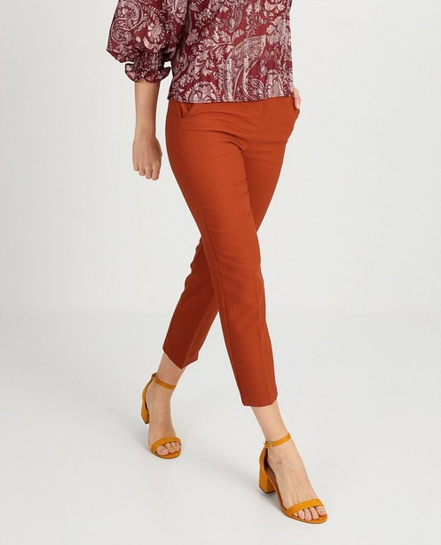 Pantalons - light brown -