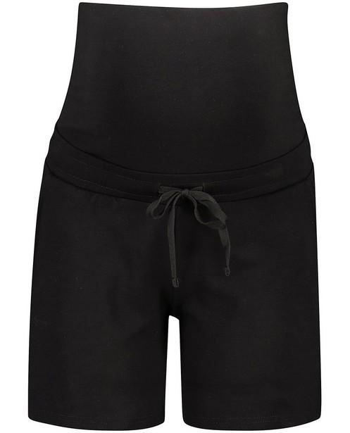 Short molletonné noir Mamalicious - grossesse - mali
