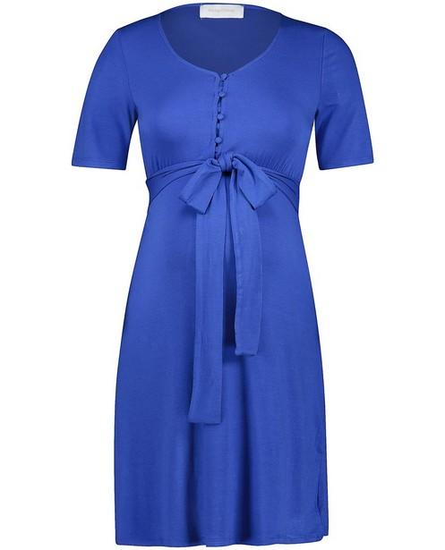 Robe bleue Mamalicious - grossesse - mali