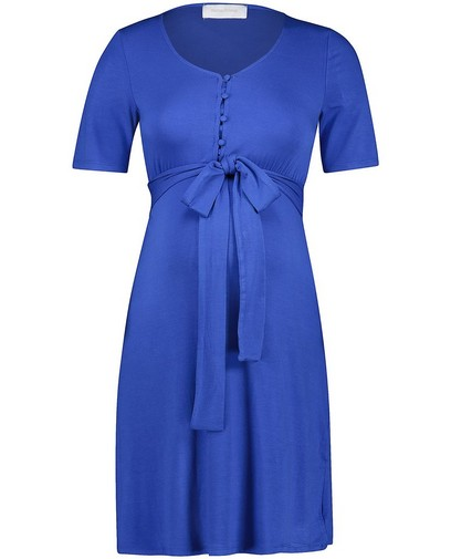 Robe bleue Mamalicious